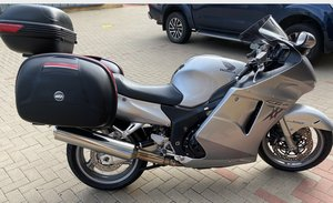 Picture of 2005 Honda CBR1100XX BLACKBIRD