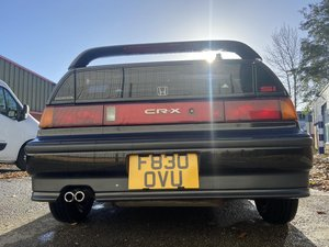 Picture of 1989 HONDA CRX Si 89k Offers Invited