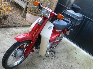 Honda C90M