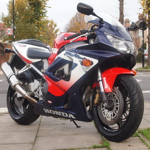 Picture of 2000 Honda CBR900 / CBR929 RRY Model, SOLD SOLD