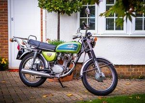 1974 Honda CB125