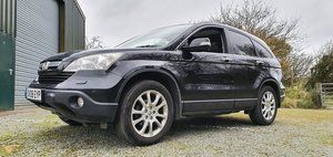 08 Honda CRV 2.2i-CDTi EX 6spd Man FSH New Dec 2021 Mot