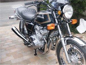 Honda cb750k low miles