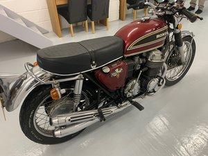 Honda CB750 K6 with spares