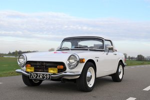 Picture of 1968  Honda S800 convertible