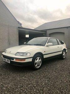 Picture of 1990 Honda Crx Vtec