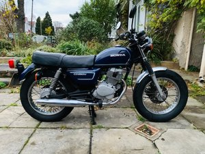 Nice little Honda CD250U