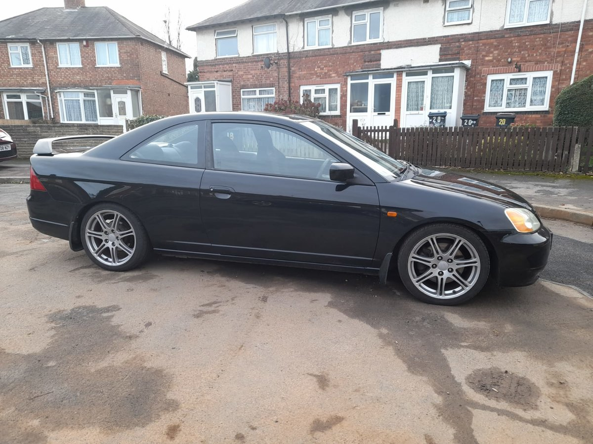 2003 K20a2 with 6spd LSD Coverted Em2 Honda CIvic Coupe For Sale (picture 2 of 6)