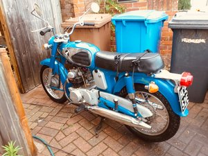 Picture of 1967 Honda 174
