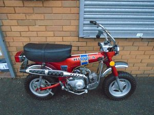 Picture of 1972 HONDA CT70 TRIAL MONKEY BIKE