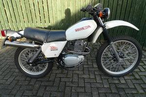 HONDA XL250 S UK BIKE    NOW SOLD