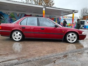 Honda Accord 2.0I CB3 4door Maroon great condition