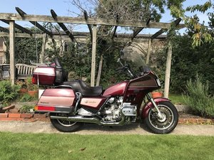 Picture of 1987 Honda GL1200 Gold Wing Aspencade For Sale by Auction