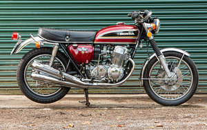 Picture of 1976 Honda CB750 K6 For Sale by Auction