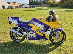 Picture of 1998 Honda CBR600F3 For Sale by Auction