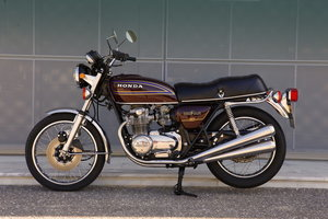 Picture of 1978 CB550Four K  Restored