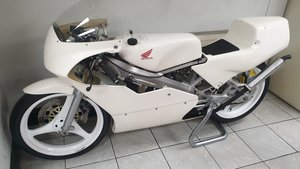 Honda RS125R Road Race GP Bike