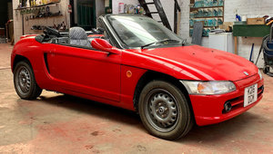 Picture of 1992 Honda Beat Convertible For Sale by Auction