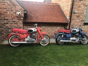 2 UK registered bikes for restoration