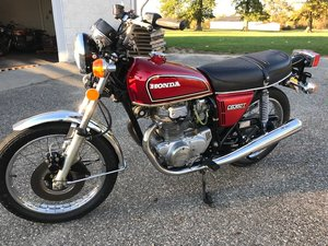 Picture of 1976 Honda CB360T For Sale