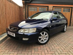 Picture of 2001 HONDA ACCORD 2.3 TYPE-V **JUST 42,000 MILES FROM NEW** For Sale