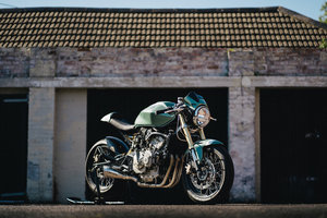 Custom Honda CB600 Cafe Racer - Warranty/Finance/Delivery