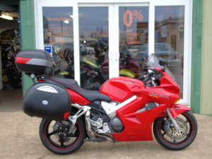 Picture of 2001 Honda VFR 800 VTEC Full Kappa 3 Piece Luggage For Sale