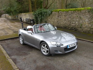 Honda S2000 in excellent condition