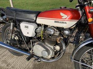 Picture of 1971 Honda CB350