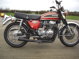 Picture of 1975 Honda CB750 For Sale