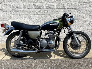 Picture of 1972 Honda CB500 Four Project SOLD
