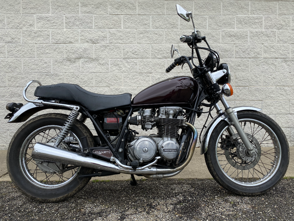 1982 Honda CB650C For Sale (picture 1 of 12)