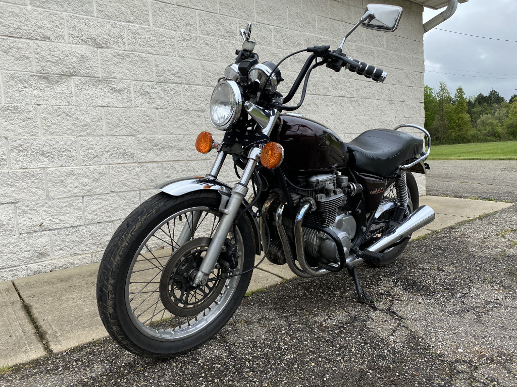 1982 Honda CB650C For Sale (picture 8 of 12)
