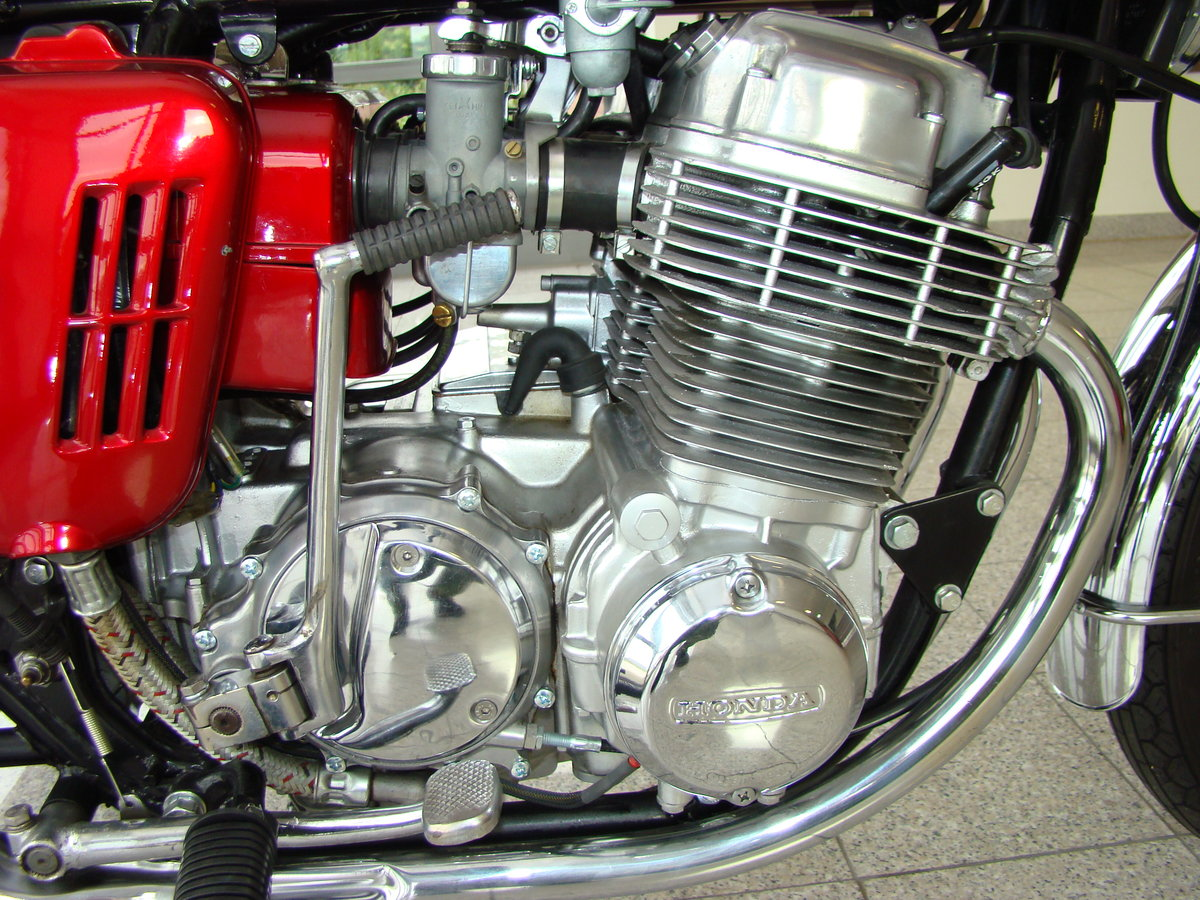HONDA CB750 FOUR K0 1970 VIDEO !! For Sale (picture 8 of 12)