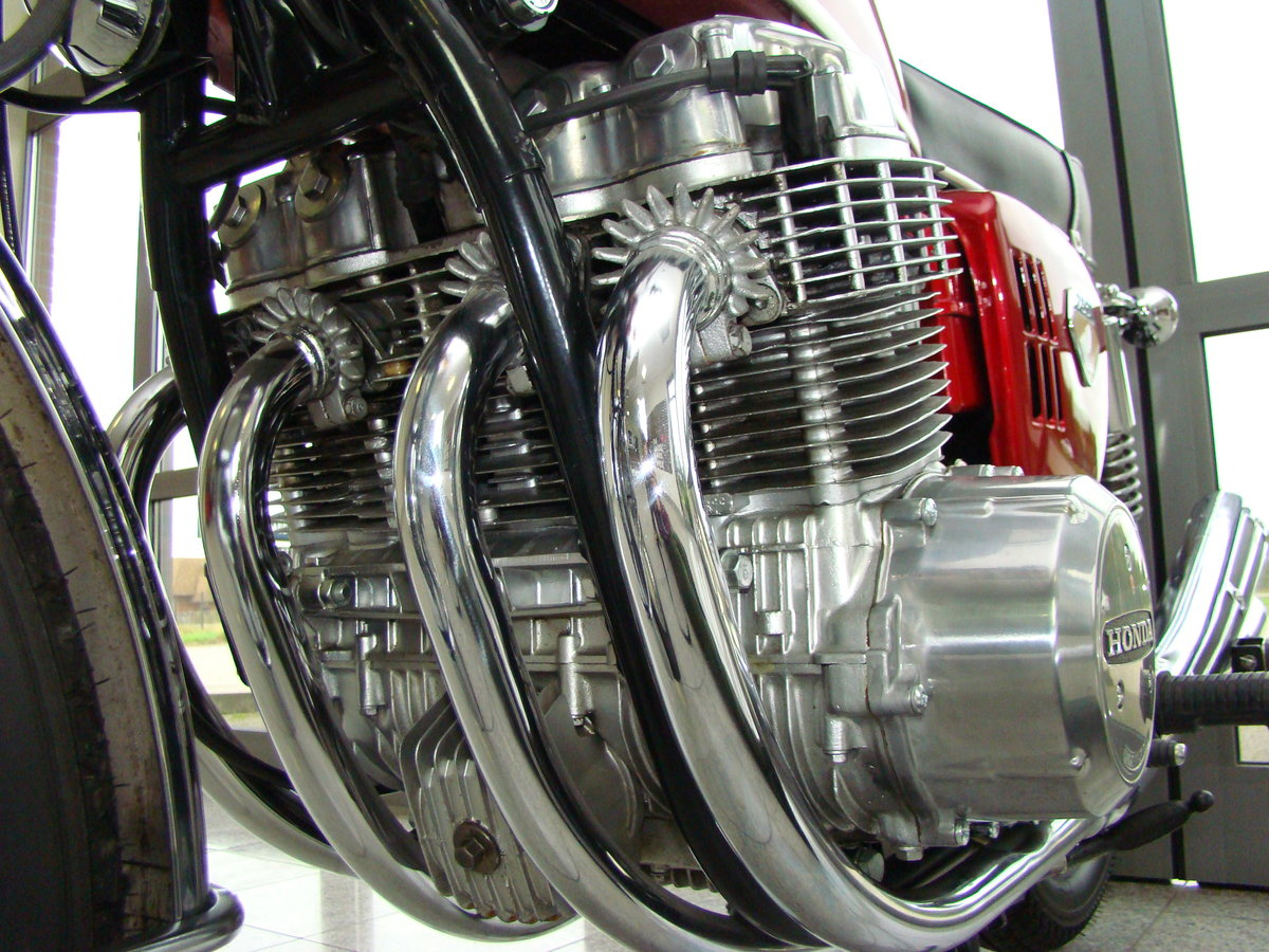 HONDA CB750 FOUR K0 1970 VIDEO !! For Sale (picture 11 of 12)