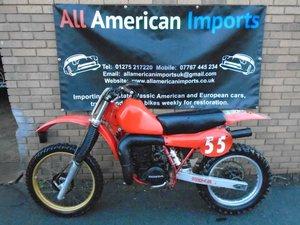 Picture of HONDA CR480R ENDURO MOTO X MOTORBIKE(1982) SOLD