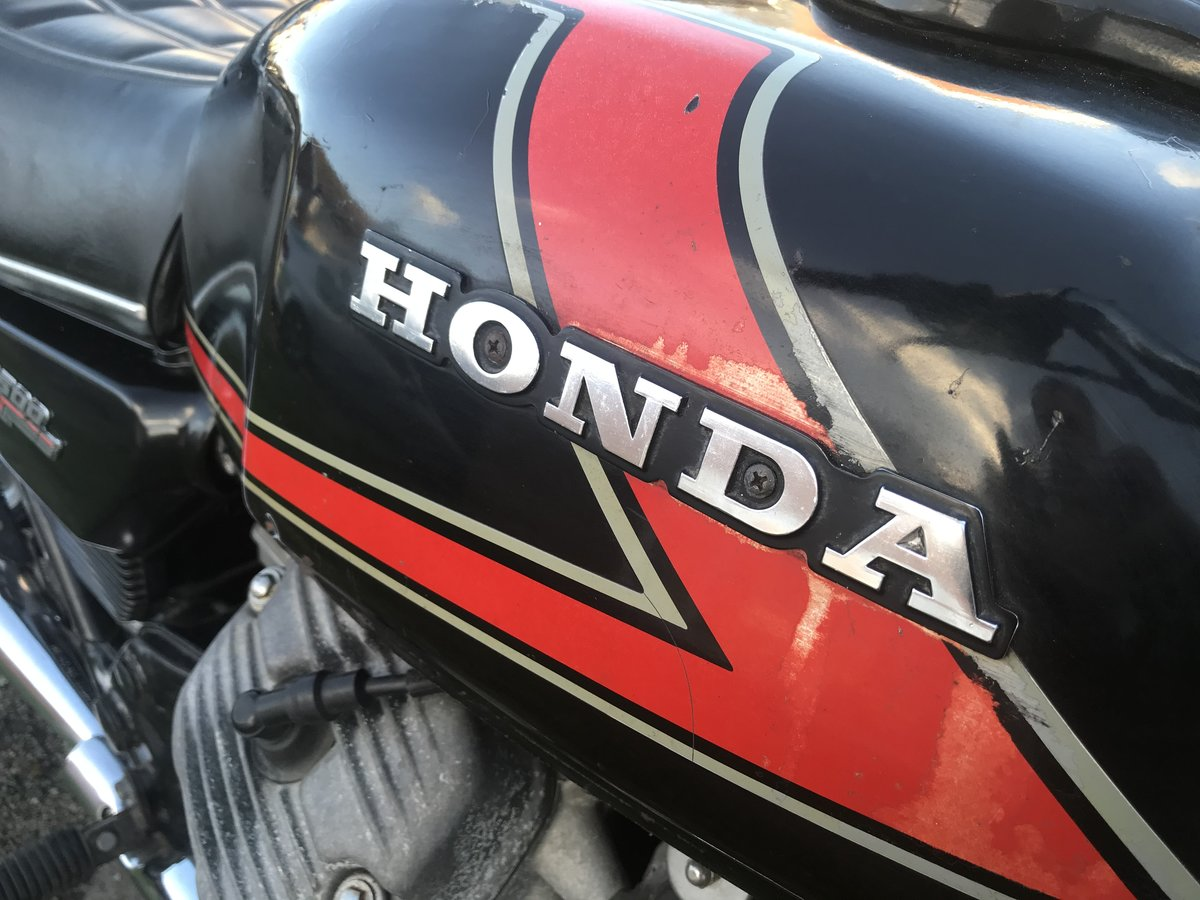1977 Honda CX500 Historic Vehicle Tax and MOT exempt For Sale (picture 5 of 12)