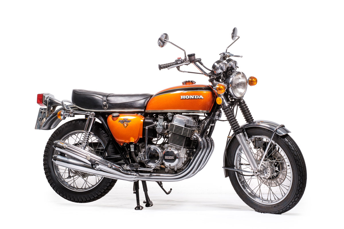 Honda CB750 K2 The Original Superbike