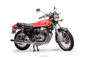 Honda CB750F A rare machine and a beauty