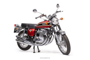 Honda CB750 K5 A thing of rare beauty