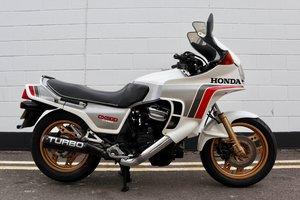 Picture of 1982  Honda CX500 Turbo Very Rare Model !
