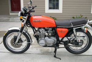Picture of 1976 CB550 F1 Super Sport