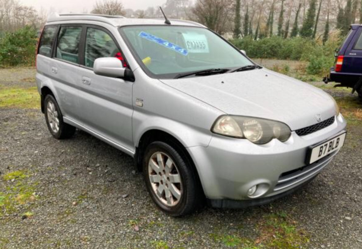 Picture of 2004 Honda hrv 1.6 vtec awd 5dr For Sale