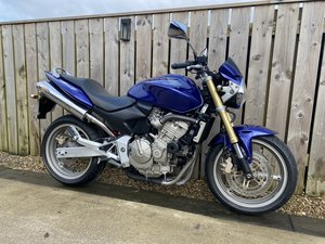 HONDA CB 600 HORNET MINT FANTASTIC BIKE £3295 OFFERS PX