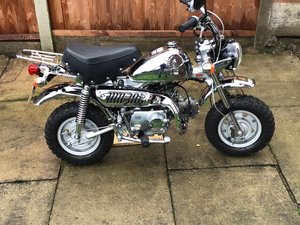 Honda z50j stunning condition