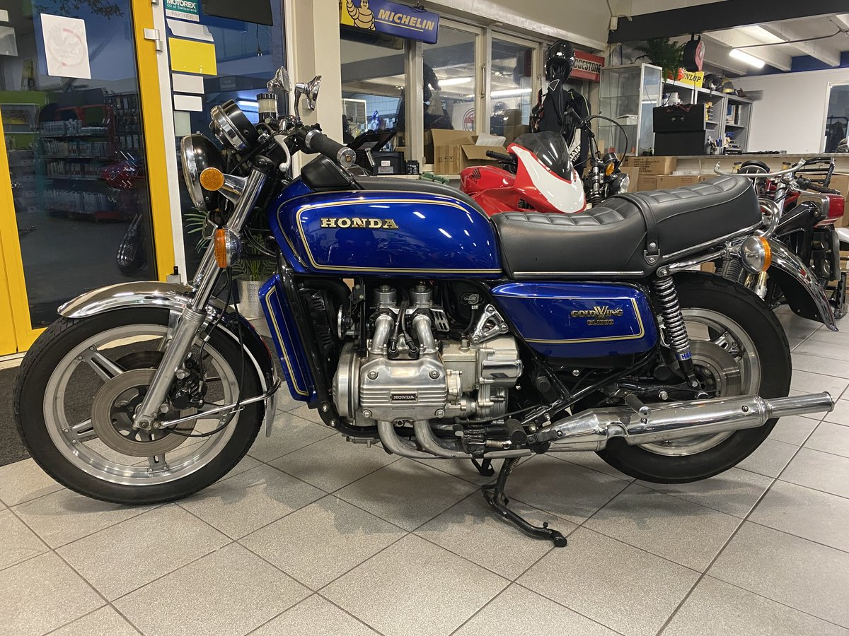 1978 Honda GL1000 K3  For Sale (picture 1 of 14)
