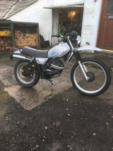 Honda xl250