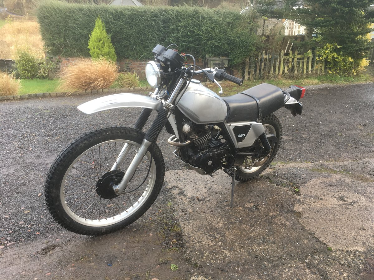 1983 Honda xl250 For Sale (picture 2 of 3)