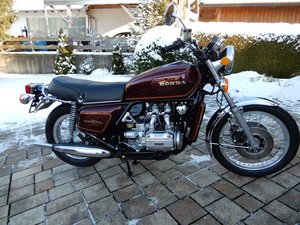 Picture of 1978 Honda GL1000 Goldwing PlainJane Just 2.640 miles after resto