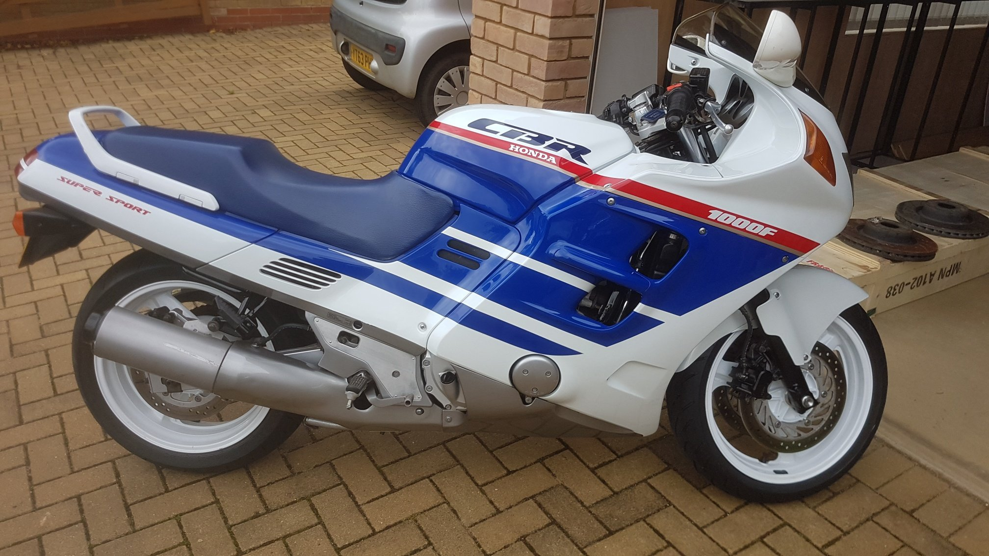 Picture of 1989 Honda CBR1000F For Sale